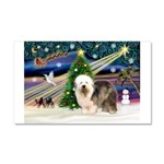 Xmas Magic & OES #5 Car Magnet 20 x 12