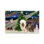 Xmas Magic & OES #5 Rectangle Magnet (10 pack)