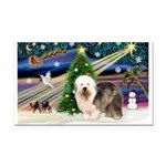 Xmas Magic & OES #5 Rectangle Car Magnet