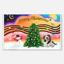 XmasMusic2/PBGV #5 Decal