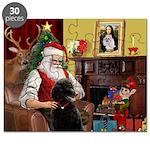 Santa's Poodle (ST-B4) Puzzle