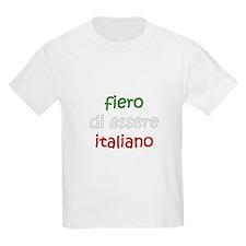 Fiero Kids (boy) Kids T-Shirt