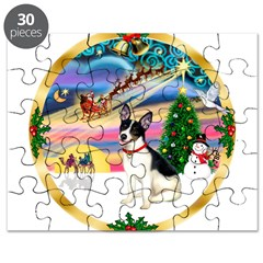 XmasMagic/Rat Terrier Puzzle