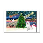 Xmas Magic & Samo Car Magnet 20 x 12