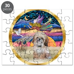 XmasStar/Shih Tzu Puzzle