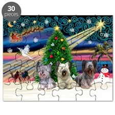 Xmas Magic & Skye Trio Puzzle