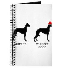 WHIPPET, WHIPPET GOOD! Journal