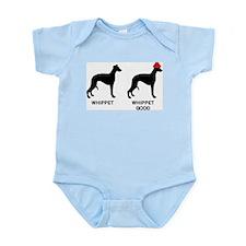 WHIPPET, WHIPPET GOOD! Infant Bodysuit