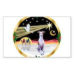 Wisemen/Whippet #8 Sticker (Rectangle 10 pk)