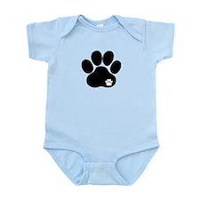 Double Paw Infant Bodysuit