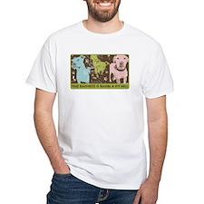 VintagePoPArtPBs T-Shirt