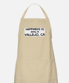 Vallejo - Happiness BBQ Apron