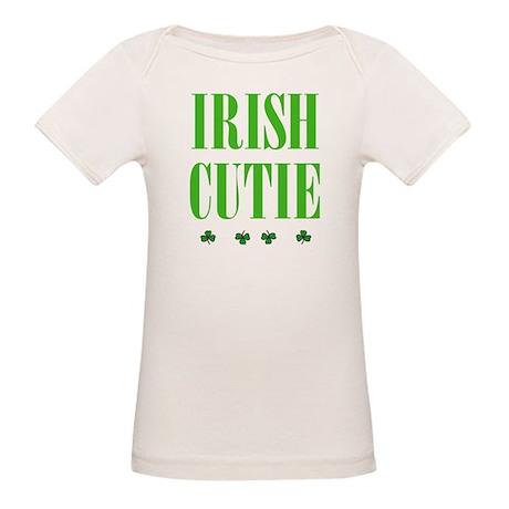 IRISH CUTIE Organic Baby T-Shirt