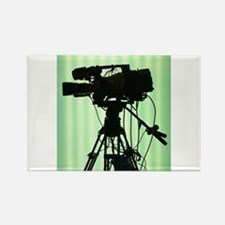 Camera! Rectangle Magnet (10 pack)