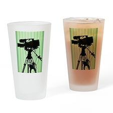 Camera! Drinking Glass
