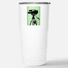 Camera! Stainless Steel Travel Mug