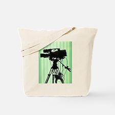 Camera! Tote Bag