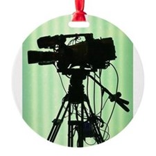 Camera! Ornament