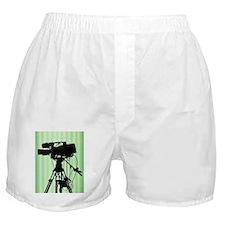 Camera! Boxer Shorts