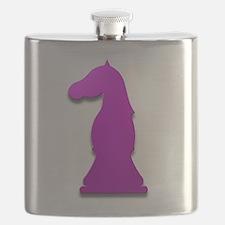 Chess Knight #2 Flask