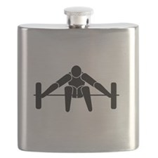 Weightlifting Flask