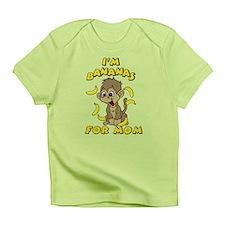 I'm Bananas For Mom Infant T-Shirt
