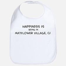 Mayflower Village - Happiness Bib