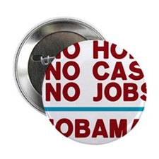 "No Hope Obama 2.25"" Button"