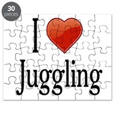 I Love Juggling Puzzle