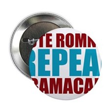 "Repeal Obamacare 2.25"" Button"