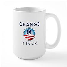 Change It Back Mug