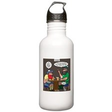 Origin of Bagpipes Water Bottle