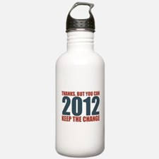 Keep the Change 2012 Water Bottle