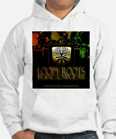 Loopy Roots Records Logo Hoodie