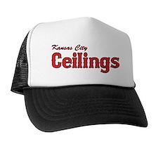 Ceiling Fan Halloween Trucker Hat