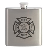 Fire chief Flask Bottles