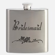 bridesmaid mug.jpg Flask