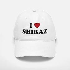 I Love Shiraz Baseball Baseball Cap