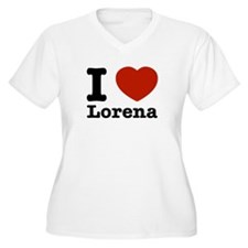 I love Lorena T-Shirt