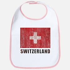 Vintage Switzerland Bib