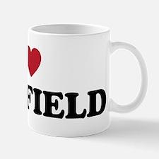 I Love Sheffield Mug