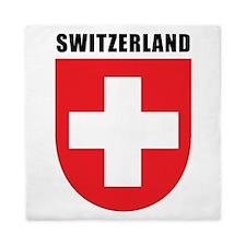 Switzerland Queen Duvet