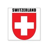 Swiss Stickers & Flair