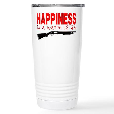 WARM 12 GA Stainless Steel Travel Mug