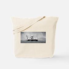 hydroplane Tote Bag