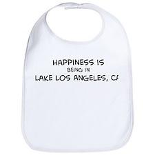 Lake Los Angeles - Happiness Bib