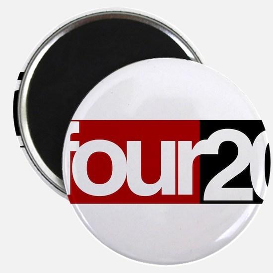 four20 Magnet