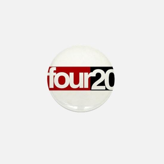 four20 Mini Button (10 pack)