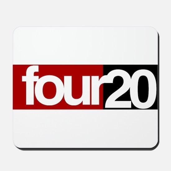 four20 Mousepad