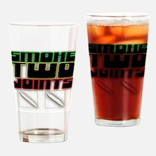 Swoke Two Joints Drinking Glass